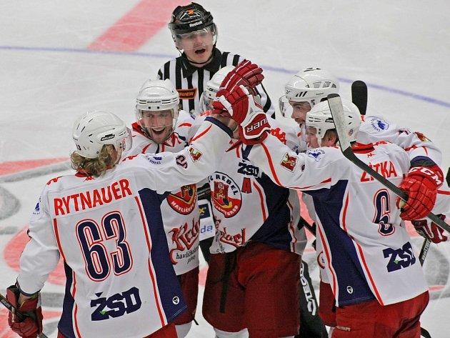 Hokejisté Brodu slaví druhou výhru v řadě.