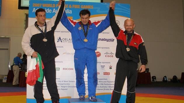 Trenér brodských talentů vybojoval v Austrálii hned dvě medaile.
