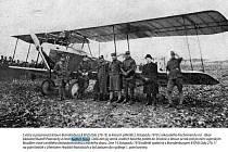 Pilot Bedřich Starý se významně zapsal do historie československého letectva.