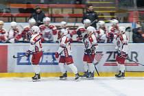 Hokejisté Havlíčkova Brodu budou hrát druholigovou skupinu Jih.