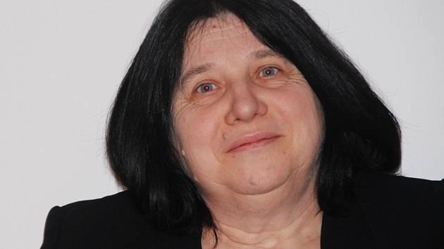 Alexandra Škorcová se před vyhlášením rozsudku usmívala. Vězení je pro ni v podstatě vysvobození od problémů s věřiteli, kterým dluží přes dvaatřicet milionů korun.