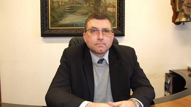 Novým starostou Ledče nad Sázavou se stal sociální demokrat Petr Vaněk.