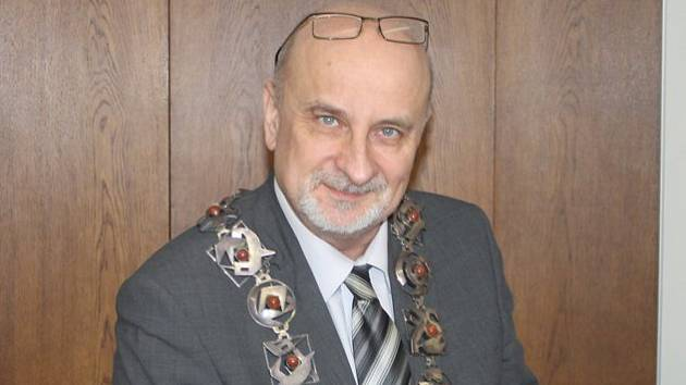 Kandidát do Senátu na Chrudimsku a Havlíčkobrodsku Jan Tecl.