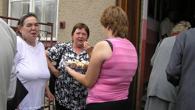 Vůbec poprvé v novodobé historii uspořádala obec Bílek u Chotěboře v sobotu velké setkání rodáků.