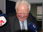 Josef Spour nechtěl rozsudek pro novináře komentovat.