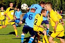 Tradiční gólové hody nabídly úvodní přípravné zápasy. Ve třech zápasech padlo devatenáct gólů.