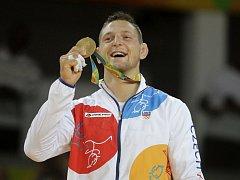 Momentálně nejžádanějším českým sportovcem je Lukáš Krpálek.