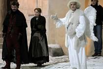 Na ledečském hradě se natáčelo pokračování úspěšné české pohádky Anděl Páně 2.