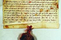 Listina Smila z Lichtenburka je jasným důkazem, že  Chotěboř má v pravdě historickou minulost.