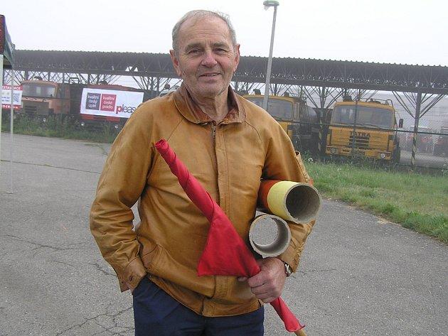 František Novák z Havlíčkova Brodu spojil se Škoda klubem víc než 40 let života.