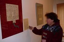 Nejstarší listina. Podle Anny Šauerové prošlo za víkend kolem originálu nejstarší písemné zmínky o Přibyslavi na tisíc lidí. Do pátku si mohou prohlédnout návštěvníci věrnou kopii.