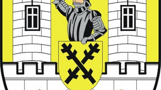 Znak města Moravské Budějovice.