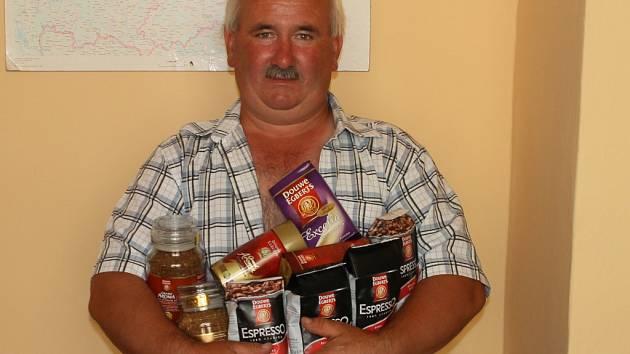 Vítěz Tipligy Miroslav Kadela