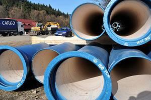 Prioritou jsou dodávky pitné vody do okolních obcí. Ilustrační foto.