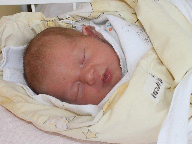 Lucie Krejčíková, Slapy, 6. 8. 2012, 3 640 g