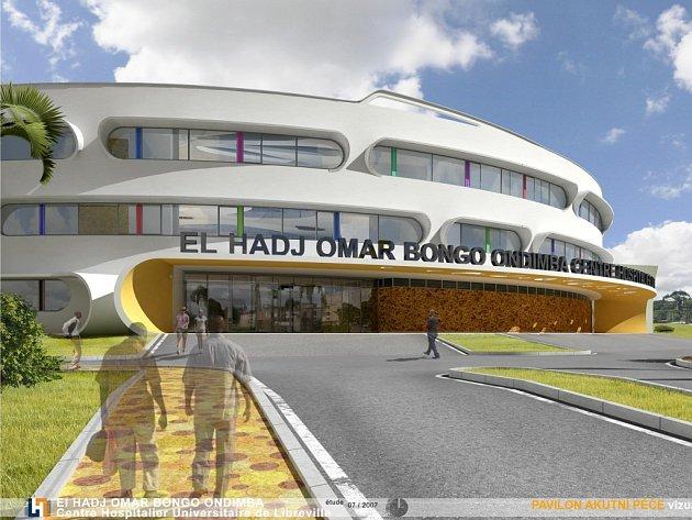 Takhle bude podle návrhu společnosti vypadat například pavilon akutní péče.