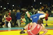Nikdo to nečekal. Brodský zápasník Andreas Hadwiger doslova vyrazil trenérům dech, když získal v Sofii nečekané zlato.