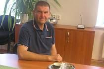 Petr Pipek starosta obce Kámen