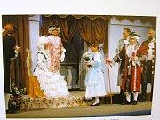 Celých 160 let. Tak dlouhá je historie ochotnického divadla v Přibyslavi.
