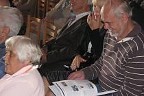 Historicky první setkání rodáků se uskutečnilo v sobotu ve Vilémovicích na Ledečsku.