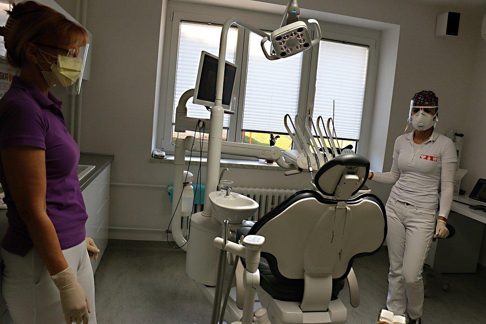 Zubní praxe, ilustrační foto