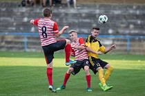 Divizní Brod a Ždírec dohánějí fotbalové manko.