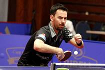 Ve čtvrtfinále zářil hlavně Tomáš Tregler. Vyhrál všechny tři své duely.