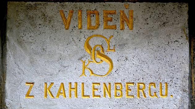 Kámen z Kahlenbergu má v Žižkově mohyle na Havlíčkobrodsku své historické opodstatnění.