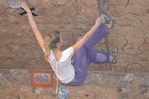 Na letošním pátém ročníku Vysočina Boulder Cupu předvedli lezci obdivuhodné výkony.
