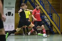 Roman Mareš v pětačtyřiceti hraje futsal na nejvyšší úrovni.