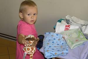 Na prvním brodském SWAPU šly na odbyt hlavně doplňky a hračky pro děti.
