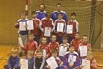 Ten nabraly mladé zápasnické naděje Jiskry. A přivezli třináct medailí.