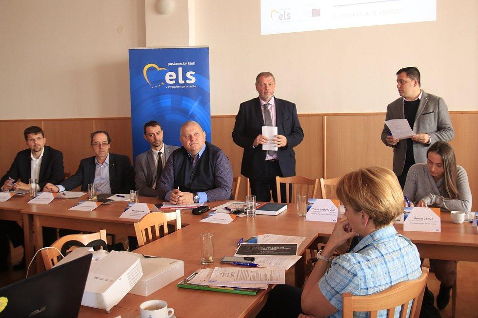 Konference Želivka a nádrž Švihov - vize 2030.