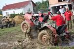 Třetí ročník populární Modlíkovské traktoriády.