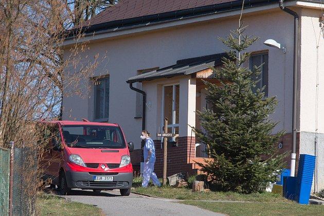 Domov pro seniory vBřevnici uHavlíčkova Brodu je od 30.března 2020vkaranténě kvůli rozšíření onemocnění COVID-19.