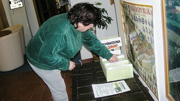 Jako jedni z prvních otevřeli semínkovnu v Přibyslavi.