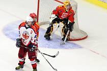 Patnáct zápasů v řadě prohráli starší dorostenci HC Rebel. Naposledy v Kotlině prohráli s Hradcem 1:5.