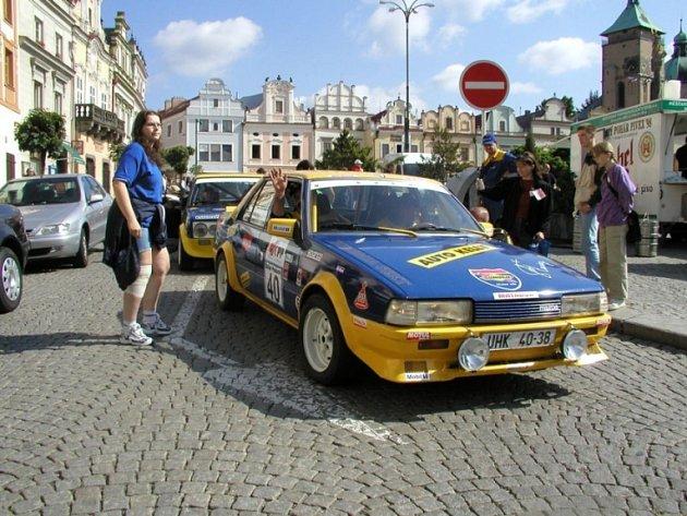 Tradiční akce Rallye Posázaví se blíží.