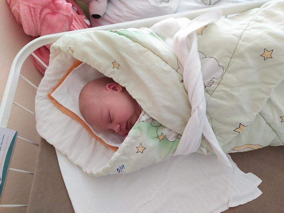 Sofie Minaříková, 2.9.2020, Chotěboř, 4110 g