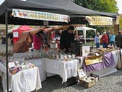 Trh řemesel v Chotěboři už v pátek.