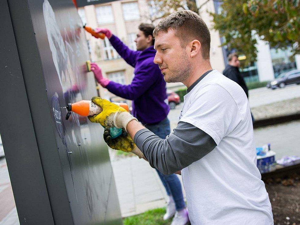 Studenti se v létě uplatní hlavně při úklidu ve městě. Ilustrační foto.