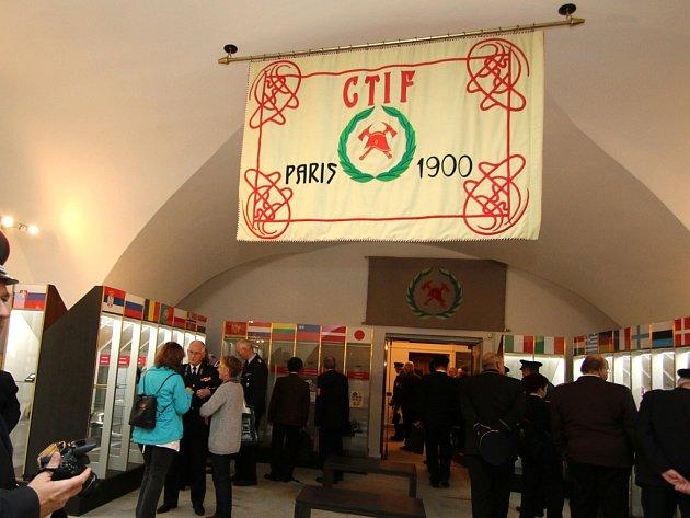 Expozice je umístěna ve východním křídle přibyslavského zámku.