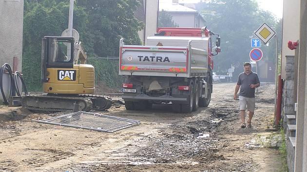Až do poloviny prosince  se v Havlíčkově Brodě uzavře několik ulic. Důvodem je jejich kompletní rekonstrukce.