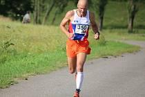 V kategorii mužů zvítězil Leoš Pelouch z SK Chotěboř.