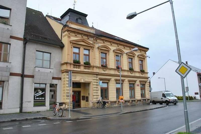 Knihovna Ignáta Herrmanna Chotěboř