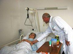 S poskytovanými službami léčebny v Háji jsou pacienti spokojení.