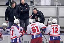 Na brodské hokejisty čeká v pátek ještě jedno utkání. Od 16.30 se v Kotlině postaví proti svým fanouškům k exhibičnímu střetnutí.