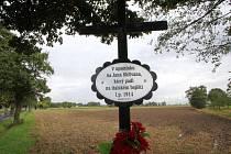 Na svého strýce, který padl v druhé polovině roku 1914 v Itálii, jeho potomci nezapomínají.