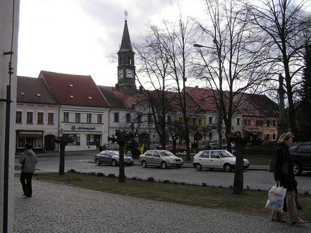 Chotěbořské firmy jdou za lepším do Ždírce nad Doubravou.