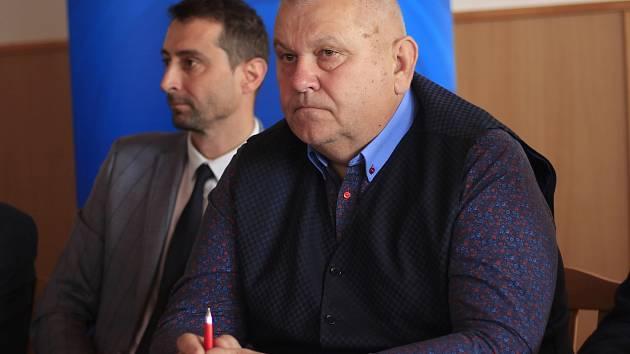 Miloš Petera, náměstek hejtmanky Středočeského kraje.
